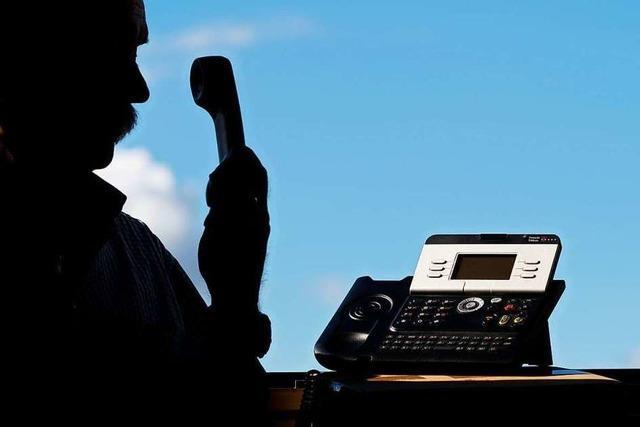 Betrüger gibt sich am Telefon als Polizist aus