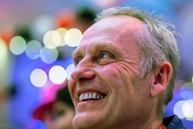 SC Freiburg verlängert Verträge mit dem Trainerteam