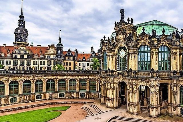 REISE: Galakonzert im Dresdner Zwinger