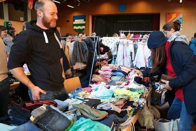 Tipps und Tricks für den Besuch einer Kinderkleiderbörse