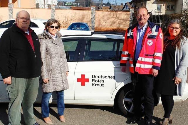 Rotes Kreuz: Aus Ortsverein wird Arbeitskreis