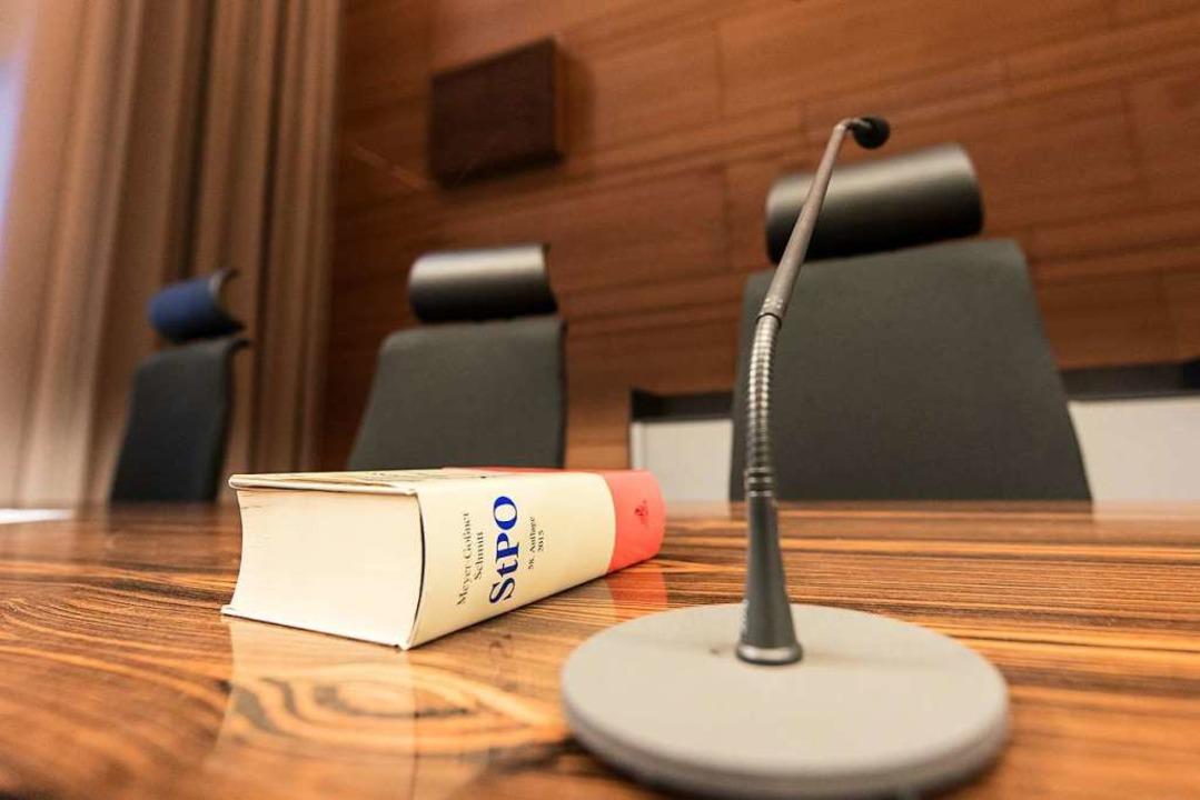 Im Prozess am Landgericht Freiburg geh...Feld am Rande Neuenburgs. (Symbolbild)  | Foto: dpa