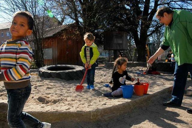 Was sich in 40 Jahren im Kindergartenalltag verändert hat