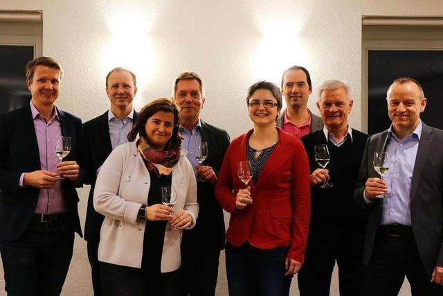 13 Betriebe vom Kaiserstuhl möchten gemeinsamen Markenwein verkaufen