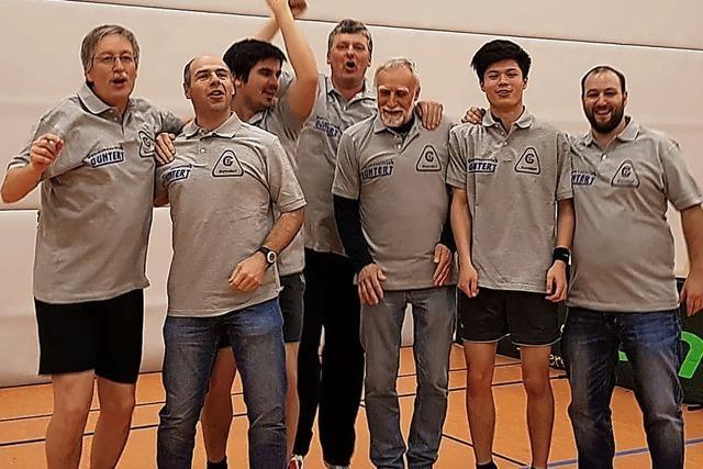 TTC Bonndorf erfolgreich