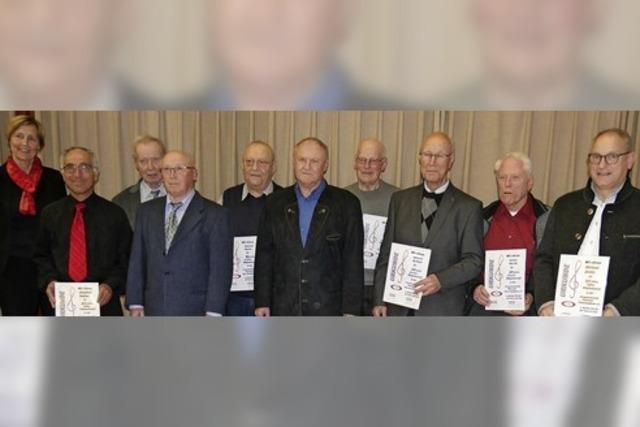 Verein sucht neue Sänger und Vorstandsmitglieder