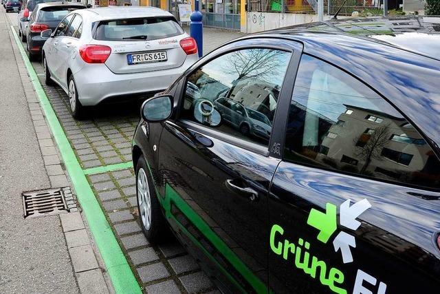 Carsharing-Anbieter Grüne Flotte bekommt Stellplätze in Gundelfingen