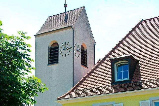 Katholische Kirche in Weil kann erst ab 2020 wirklich planen