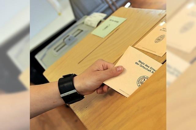 Wahlvorstände sind gewählt
