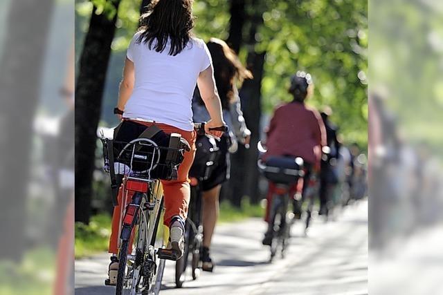 Viele Schüler brauchen Fahrradtraining