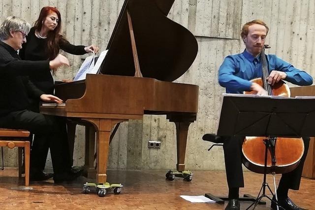 Nataschas Schluckauf als Uraufführung