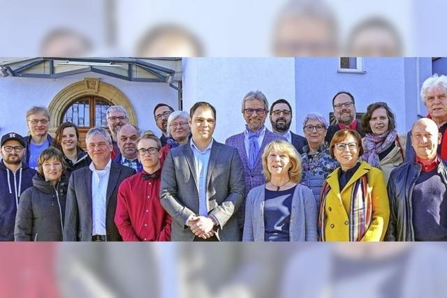Bad Krozinger SPD will zweitstärkste Fraktion werden