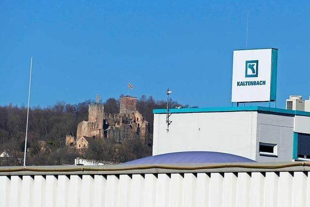 Der Maschinenbauer Kaltenbach in Lörrach kommt wieder zu Kräften