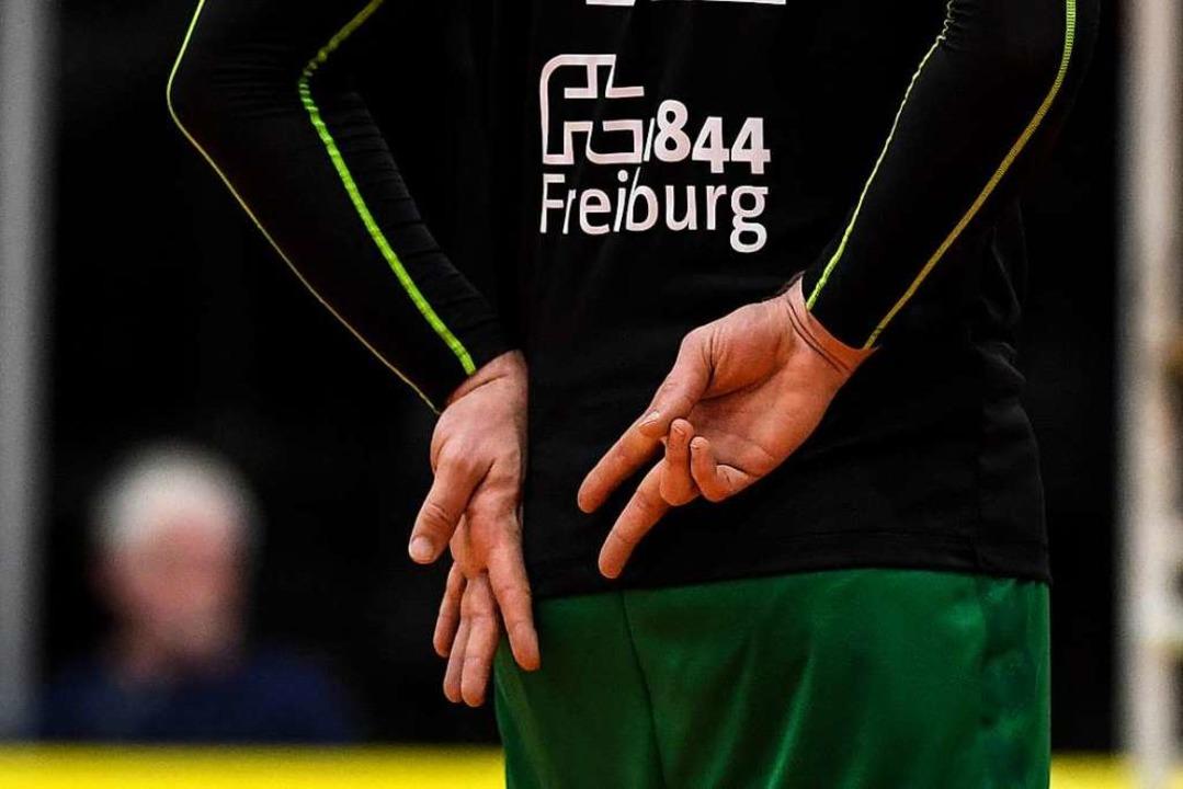 Hinter dem Rücken der Öffentlichkeit s...Fingerkombination ging es dabei nicht.  | Foto: Patrick Seeger