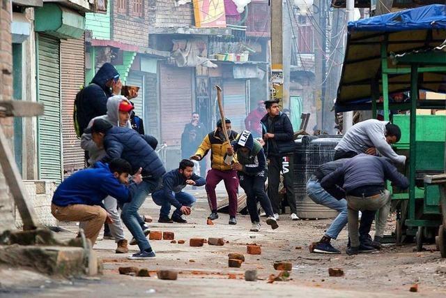 Konflikt um Kaschmir – Unbelehrbare Atommächte