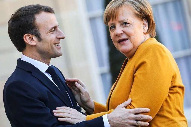 Es braucht Kampfgeist für Europa