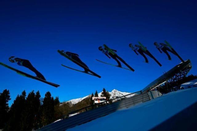 Parallelwelten bei der Ski-WM