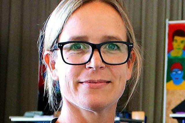 Britta Schubert leitet die Ruster Grundschule