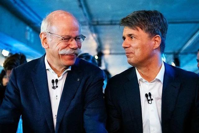 BMW und Daimler kooperieren beim autonomen Fahren