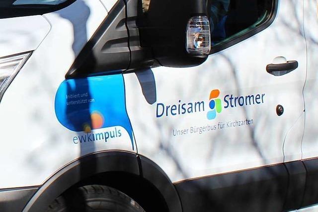 Der Kirchzartener Bürgerbus soll künftig auch in Merzhausen fahren