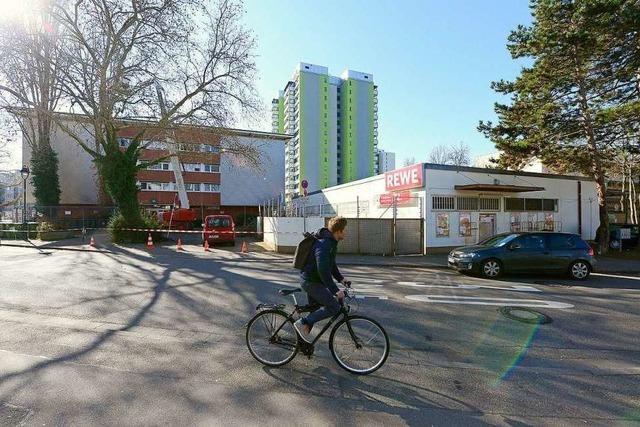 Abriss und Neubau eines Supermarkts in Weingarten-West startet bald
