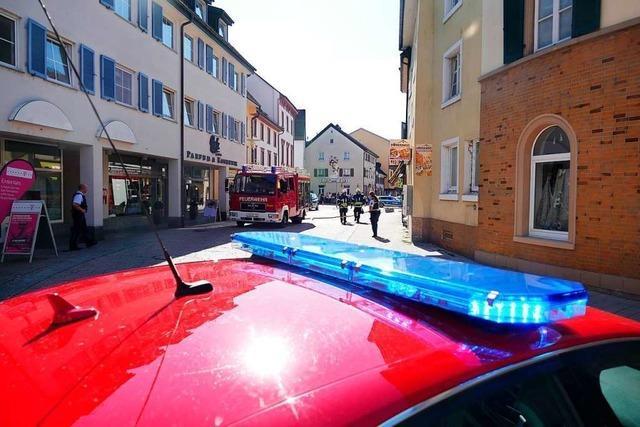 Die Feuerwehren im Landkreis Lörrach wünschen sich mehr Respekt
