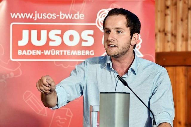 Ex-Juso-Chef tritt nach Datenschutzverstoß aus SPD-Präsidium zurück