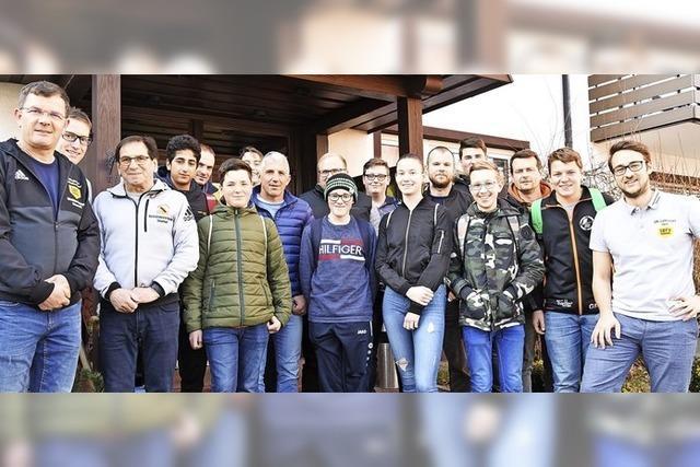 Zuwachs bei den Schiedsrichtern im Schwarzwald