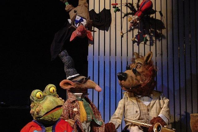 75 Jahre Marionetten Theater Basel im Historischen Museum/Barfüsserkirche Basel