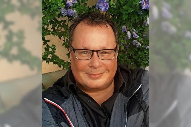 Thomas Blubacher stellt in Rheinfelden sein neues Buch