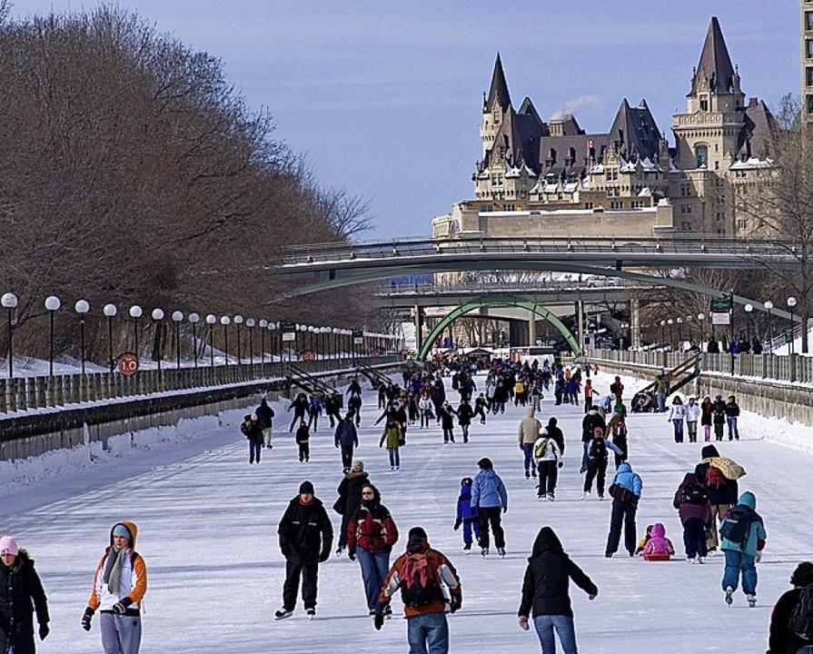 Rideau Canal, Ottawa    Foto: Ottawa Tourism