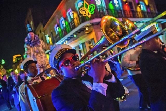 Zum Mardi Gras nach New Orleans