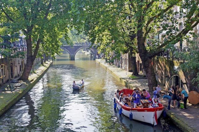 Die Stadt Utrecht hat viele spannende Seiten