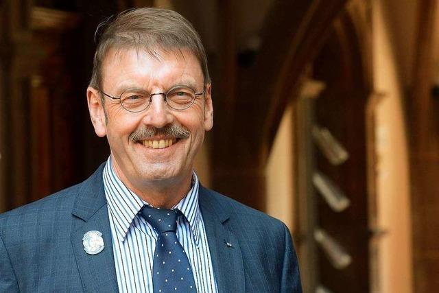 Streitbarer Amtsleiter Walter Rubsamen in den Ruhestand verabschiedet