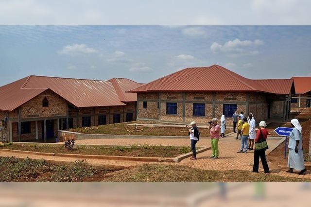 Verdienstorden für Projekt in Ruanda