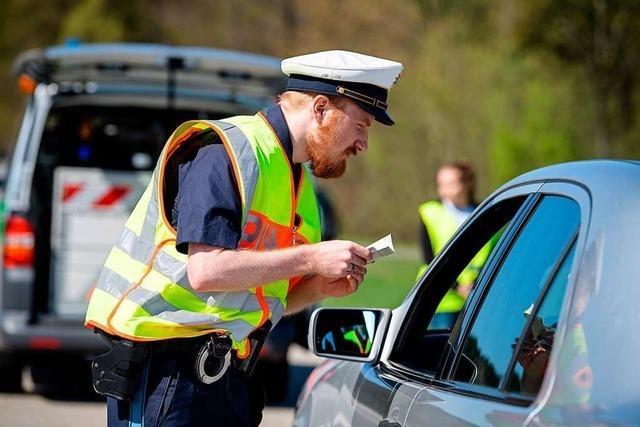Notorischer Ohne-Führerschein-Fahrer kommt knapp am Gefängnis vorbei