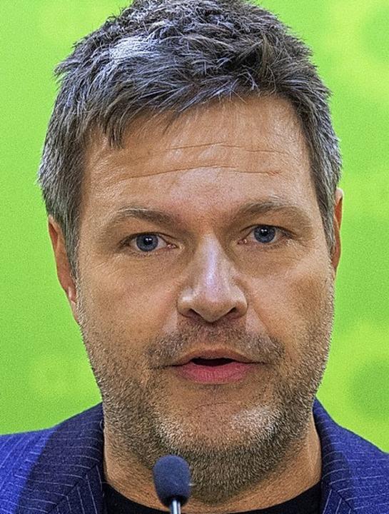 Robert Habeck bei den Grünen - Emmendingen - Badische Zeitung
