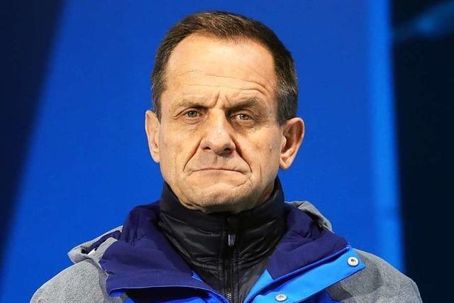 Der Präsident ist über die Doping-Praktiken schockiert