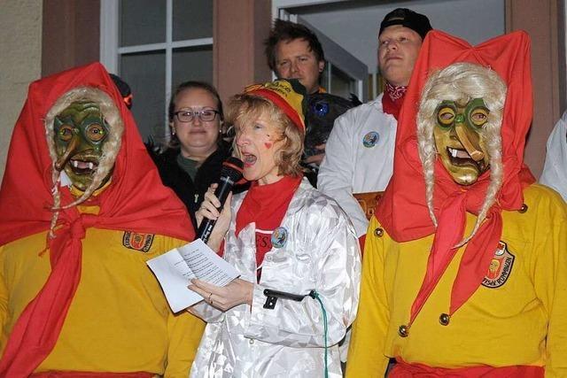 Fotos: Hemdglunki-Umzüge im Markgräflerland und Kandertal