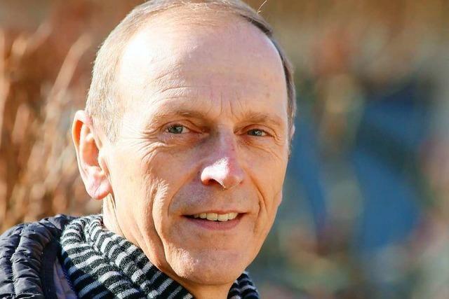Der langjährige Bauamtsleiter Carlo Burger geht in den Ruhestand