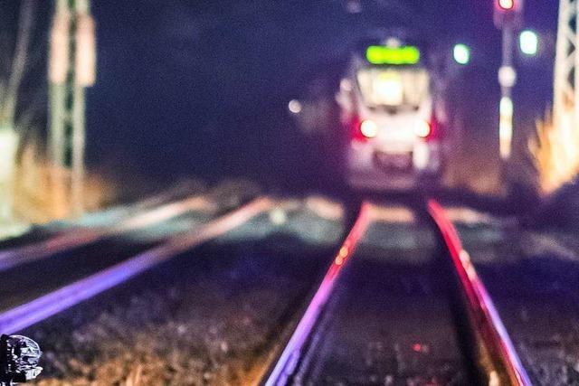 Polizei bestätigt tödlichen Vorfall auf den Gleisen in Wyhlen
