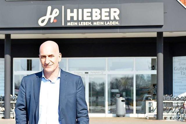 Dieter Hieber kritisiert Pläne für einen Discounter in Kandern