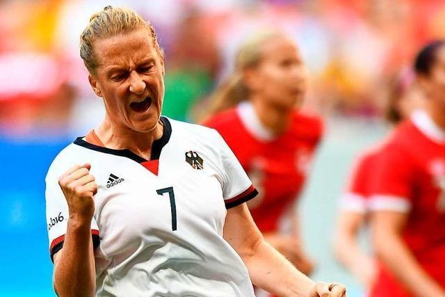 Melanie Behringer aus Wieden spricht über ihr Karriereende als Fußballprofi