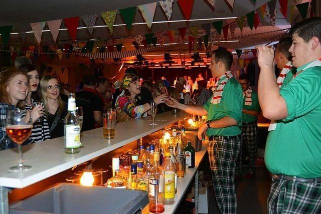 Fotos: Latschari- Hausball in Rheinfelden