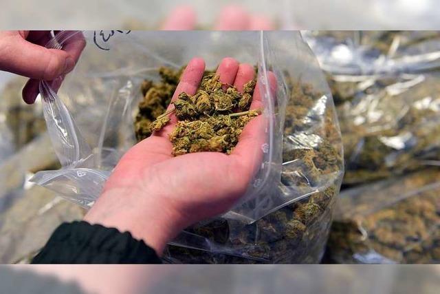 16 Anklagepunkte gegen drei mutmaßliche Marihuana-Händler