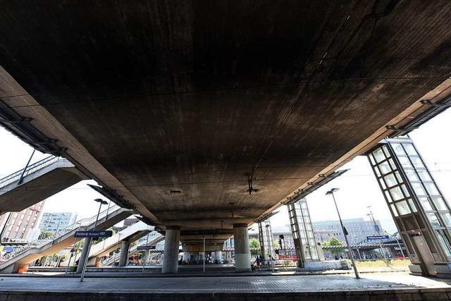 Freiburger Stadtbahnbrücke soll in Etappen saniert werden