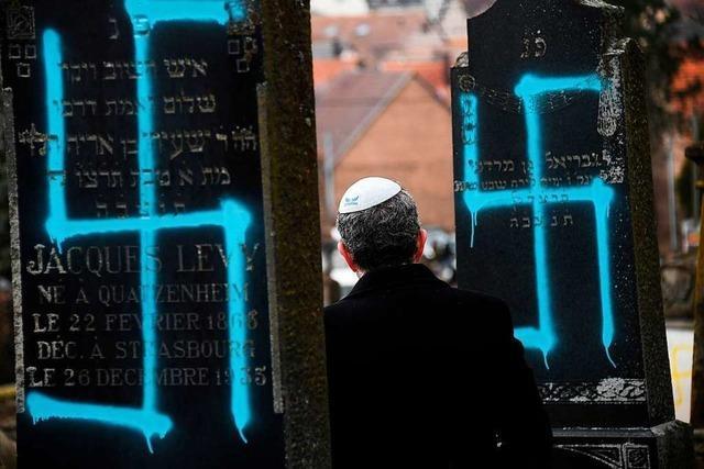 Im Elsass nimmt der Hass auf Juden zu