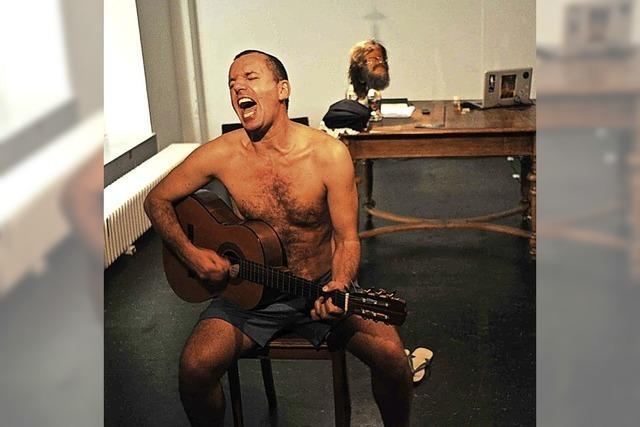 """Marcelo Miguel zeigt im März sein neues Solostück """"Die Himmelssäule"""""""