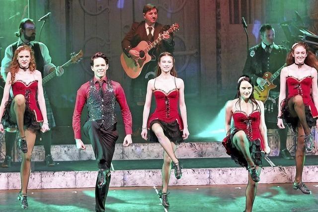 Cornamusa präsentiert Tanz- und Musikshow in Höchenschwand