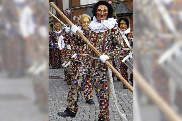 Sonntagsumzug markiert einen Höhepunkt der diesjährigen Laufenburger Fasnacht